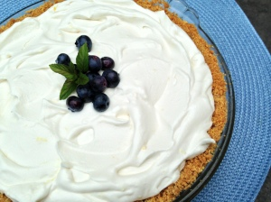 blueberry pie/littlejudeonfood.com